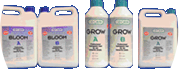 Bloom & Grow products