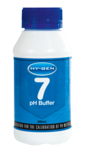 pH buffer product