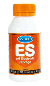 pH electrode storage product