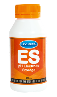 pH electrode storage product