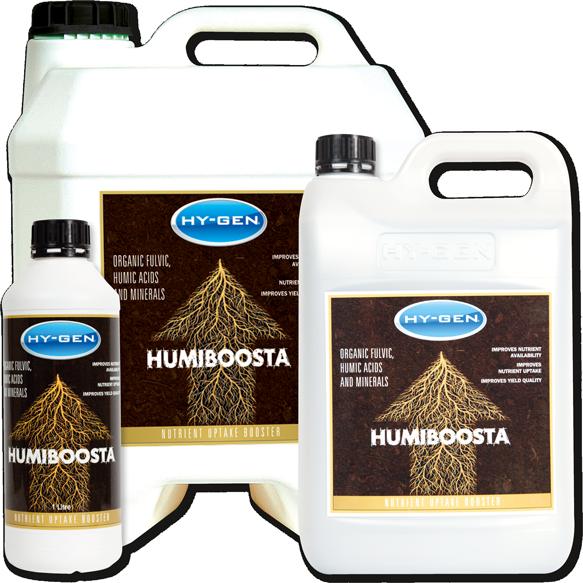 Humiboosta Product