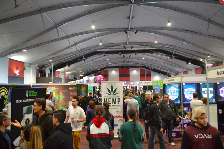 Hy-Gen At The HHI Expo & Symposium Melbourne 2018